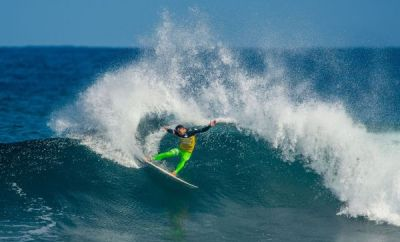 Michel Bourez rockt beim Drug Aware Margaret River Pro 2014.