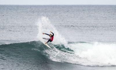 Mick Fanning beim Rip Curl Pro Bells Beach 2014.