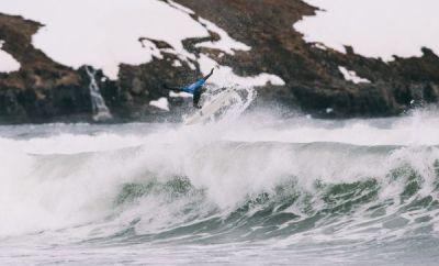 Nixon Surf Challenge Russland 2014.