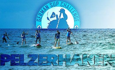 German SUP Challenge Pelzerhaken 2014.